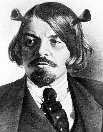 Шрек Ильич Гоголь