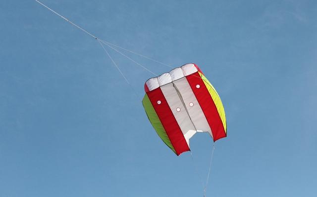 БЗ-3 в полёте